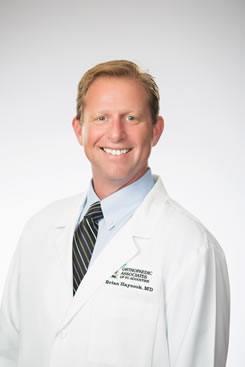 St Augustine Spine & Back Surgeon, Brian Haycook