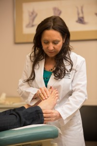 Dr Pearce - Podiatrist