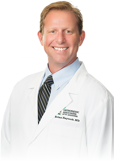 St Augustine Spine Surgeon And Doctor Jacksonville Orthopaedic Surgeon Brian Haycook Md Orthopaedic Associates Of St Augustine