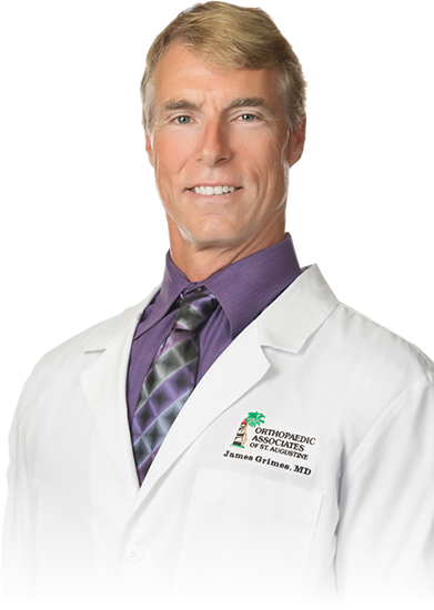 Dr. James Grimes, M.D.