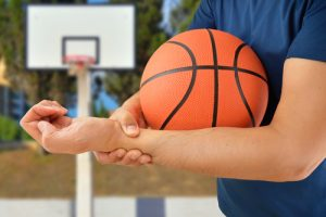 Sprains and Strains in St Augustine