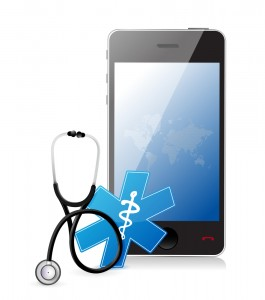 dont substitute real care with mobile health apps