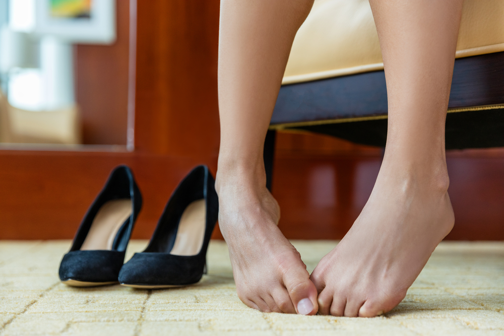 What Your Shoes Are Doing to Your Feet