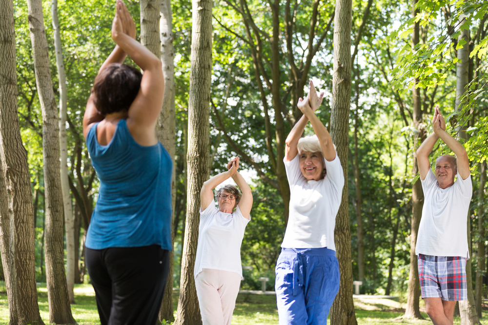 Exercise to Ease Arthritis Pain