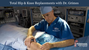 Total hip and knee replacement | Dr Grimes
