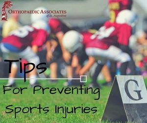 Tips For Preventing Youth Sport Injuries