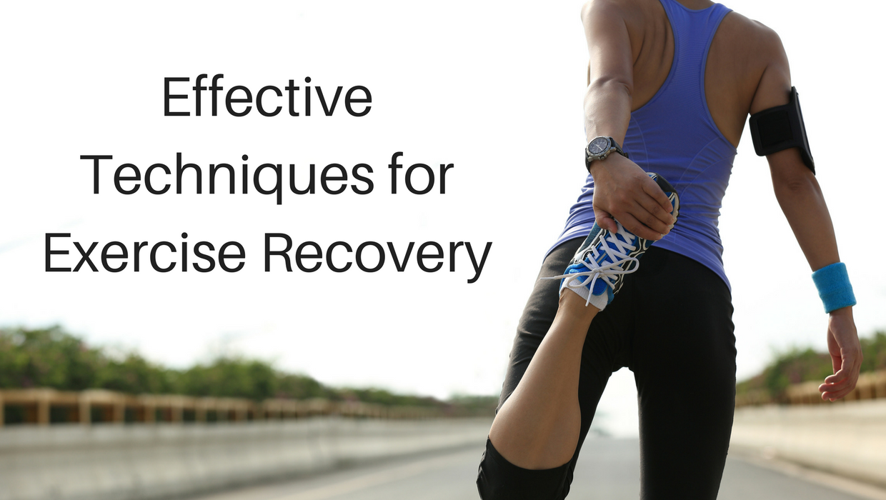 Techniques for Exercise Recovery