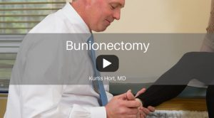 Dr. Hort bunionectomy