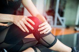 Prevent injuries when working out