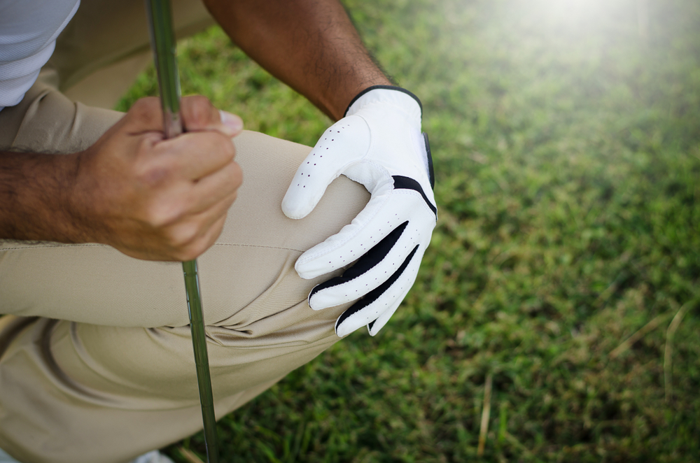 The Effects of Golf on Your Knees
