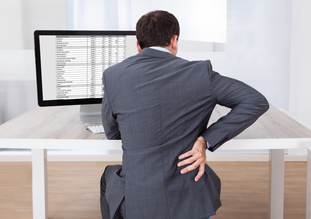 What Is Proper Computer Posture?