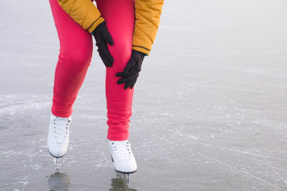 Figure Skating Injuries: Treatment and Prevention