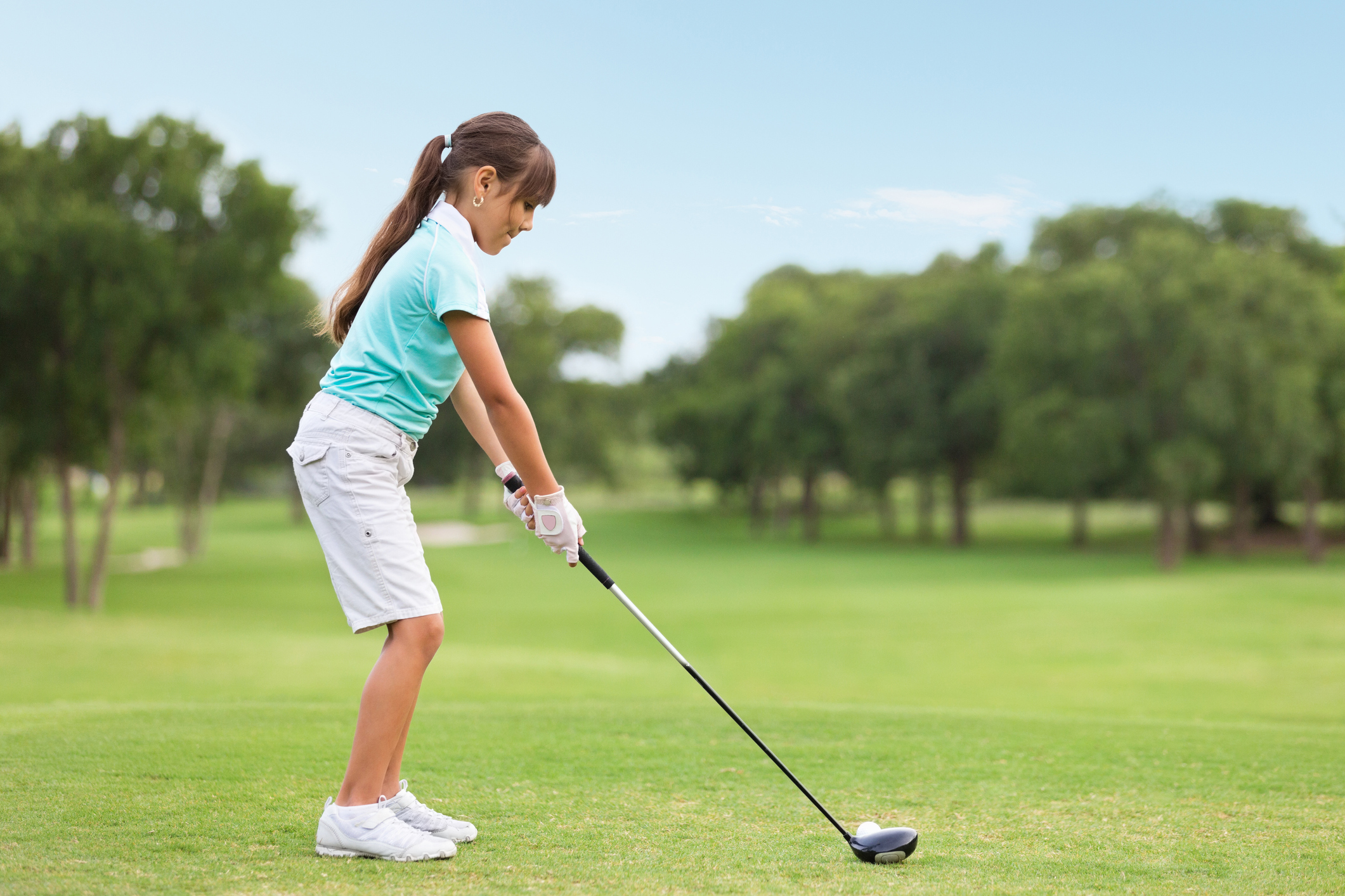 Golf Injuries in Youth