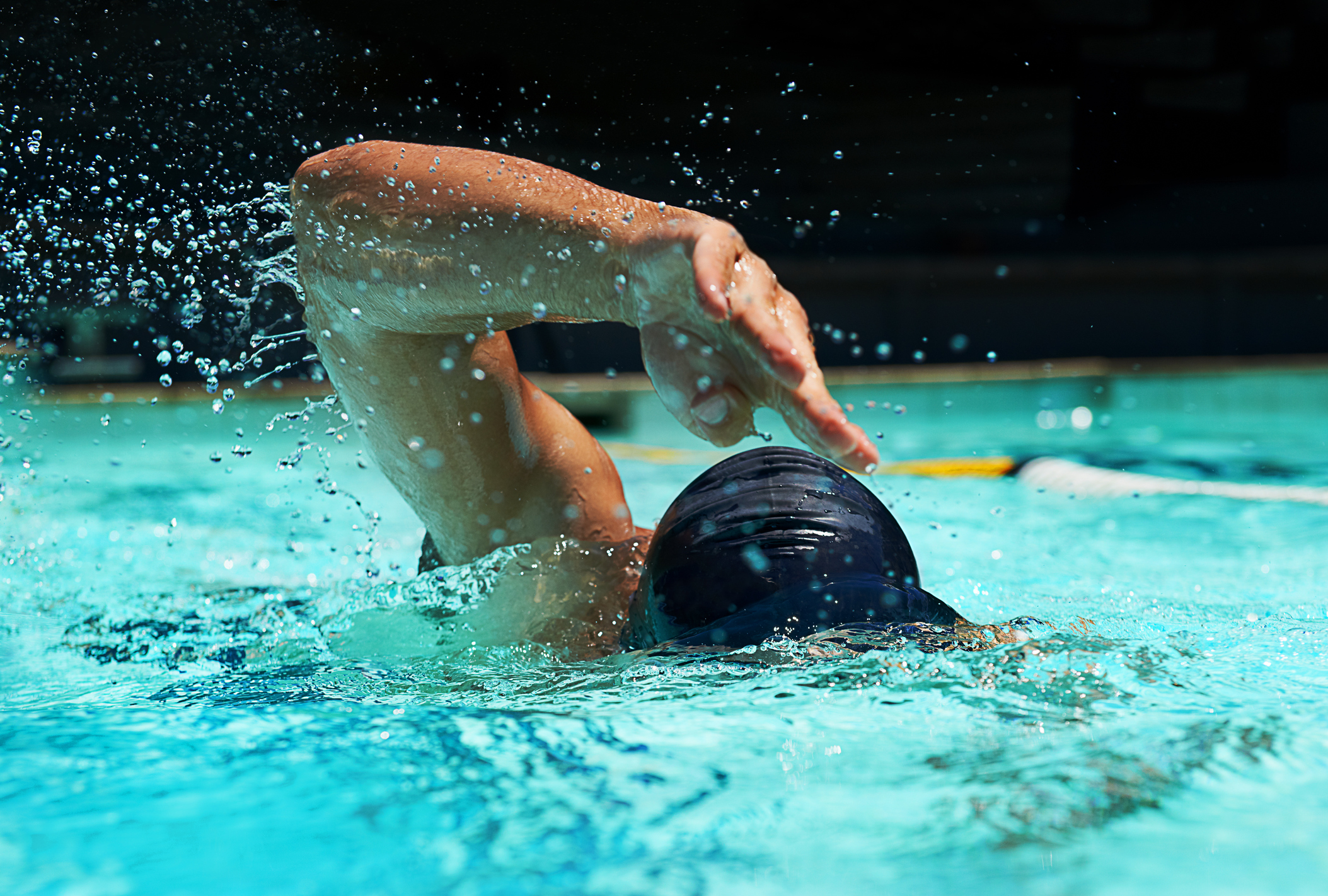 Swimming With Shoulder Pain