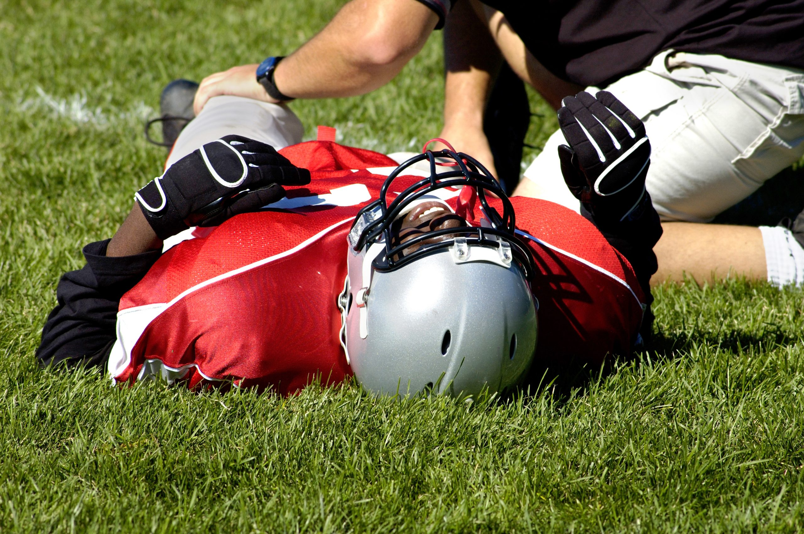 Youth Football Common Injuries